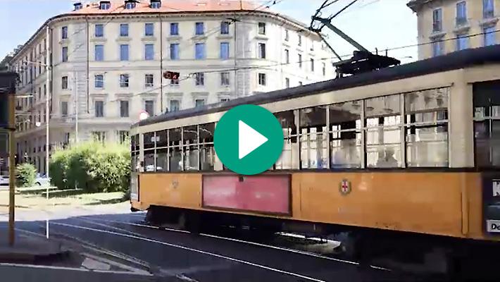 Milano – Cadorna Sant'Ambrogio – via Saffi
